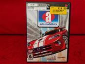 Auto Modellista (Sony PlayStation 2 PS2, 2003)